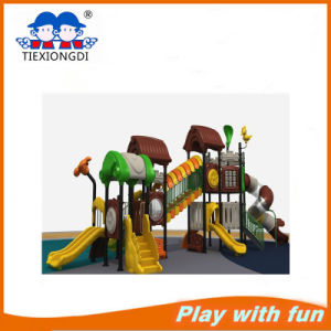 New Mould Customized Children Outdoor Playground Equipment for Kids Park pictures & photos