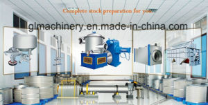 100 T/D Waste Paper Repulping Recycle Paper Stock Preparation Line pictures & photos