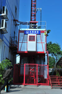Middle Speed Frequency Converter Building Construction Elevator pictures & photos