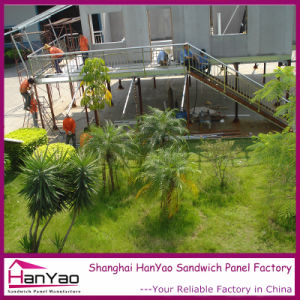 Economic and Easy to Install Steel Structure Portable House pictures & photos