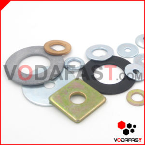 Fastener / Flat Washer Plain Washer Spring Washer Lock Washer Structural Washer pictures & photos