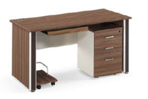 Cheap Staff Office Furniture Table Computer Desk (HF-DA014) pictures & photos
