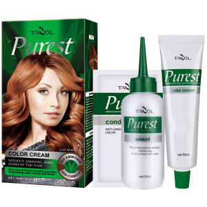 Purest House Use Hair Color with 9.00 Light Blonde pictures & photos