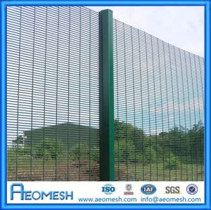 ce certificate jail prison fence design high security residential electric fence airport security fence