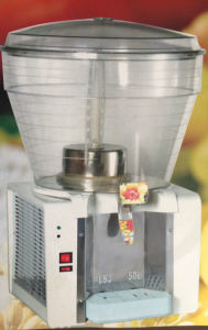 Commercial Cold and Hot Drink 50L Juice Dispensier pictures & photos