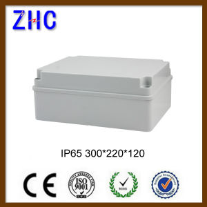 Nt Series 240*190*90 Distribution Hinged Plastic Electrical Outlet Switch Waterproof Junction Box pictures & photos