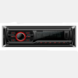 Christmas Wholesale Single DIN Car Audio/Car MP3 Player