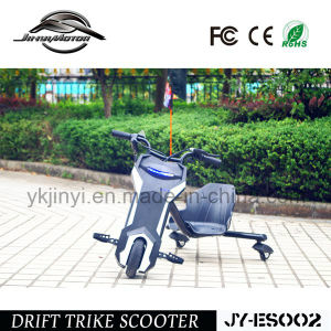100W 12V Kids Electric Spinning Scooter Sliding Drifting Trike (JY-ES002) pictures & photos