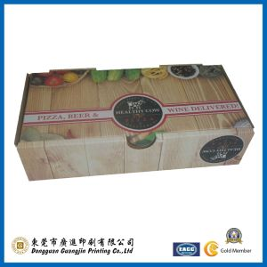 Customized Corrugated Paper Pizza Box pictures & photos