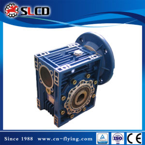Wj (NMRV) Series Hollow Shaft Worm Geared Motors for Machine pictures & photos