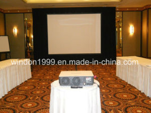 Fast Foldable Projector Screen / Cheap Folding Screen pictures & photos