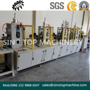 Recycling Paper Angle Board Making Machine Low Cost pictures & photos