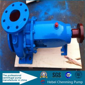 Centrifugal Gasoline Water Pump with 5.5HP Engine for Irrigation