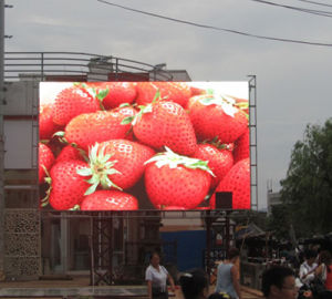 Hot Sale P6 Outdoor LED Billboard Sign pictures & photos