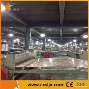 New Technology PVC Imitation Marble Board Extrusion Line pictures & photos