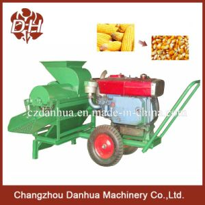 Farm Partner Thresher Land Corn Thresher Maize Threshing Machine
