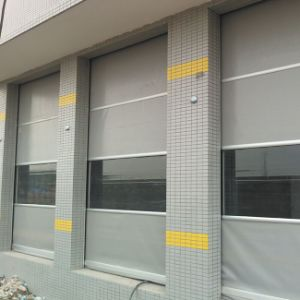 China Industril High Speed Fast Action Roller Shutter Door (HF-J314) pictures & photos