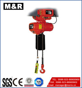1.5 Ton Electric Chain Hoist pictures & photos