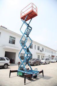 6-14m Automatic Type Mobile Aerial Work Platform