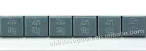 Zn/Zinc Adhesive Wheel Balance Weights Z110 pictures & photos