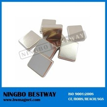 Customized Permanent Block Shape Magnet for Motor pictures & photos