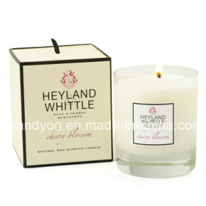 Scented Soy Decorative Candle in Glass