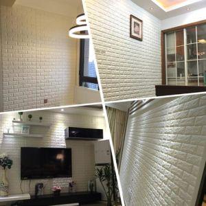 Anti Corrosion Foam Brisk Pe Wall Sticker Tile