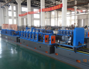 Wg76 Straight Seam Carbon Steel Tube Mill