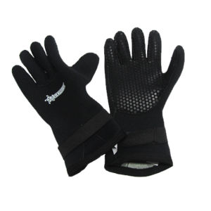 Gloves with Waterproof Printing for Diving & Fishing (HX-G0064) pictures & photos