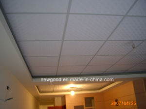 Vinyl Laminated Gypsum Ceiling pictures & photos