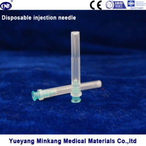 Disposable Injection Needle (21G) pictures & photos