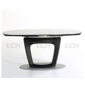 High Quality Modern Round Glass Table