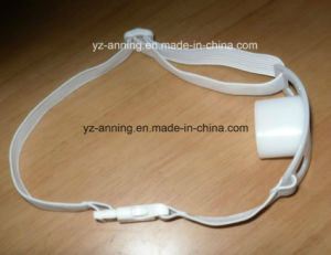 Whole Saling Disposable Mouthpiece for Endoscope with White Elastic Belt pictures & photos