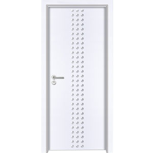 High Quality White PVC Door