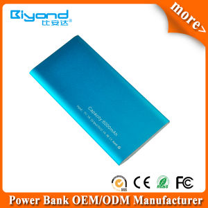 Super Slim 6000mAh Portable Power Bank