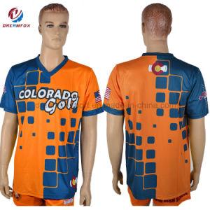 db84ac12c Custom Sublimated Soccer Jersey Set Football Shirt Maker Soccer Jersey