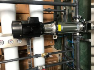 Multi-Satge High Pressure Pump for Water Treatment System pictures & photos