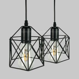 Iron Cage Modern Hanging Lights