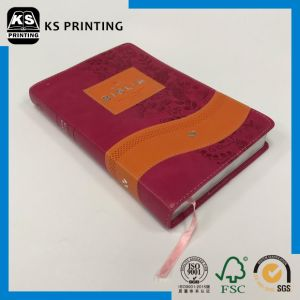 Professional Supplier of Flexible Back Book Printing Service Bible