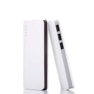 3 USB Power Bank for Samsung Powerbank 12000mAh Backup Power