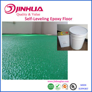 Factory Price Anti-Slip Self Leveling Epoxy for Factory/Garage/Hospital pictures & photos