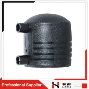 Electrofusion Polyethylene High Pressure Sch 80 Pipe Components End Cap pictures & photos