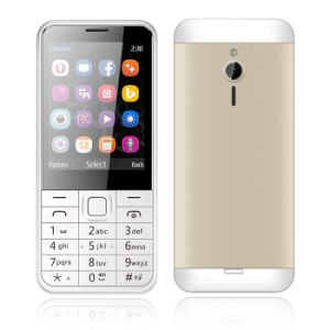 Cheapest Cell Phone, Spreadtrum 6531d Chip, 2.8 Inch Qvga Screen Mobile Phone.