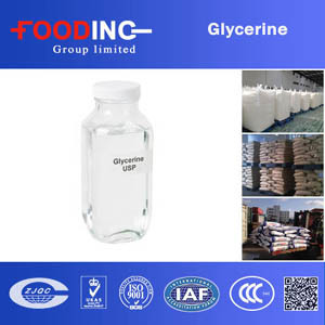 Food Grade Refined Raw Glycerine USP Grade 99.7% pictures & photos