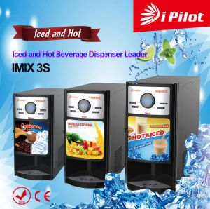 Imix 3s - Iced and Hot Beverage Dispenser for Ocs pictures & photos