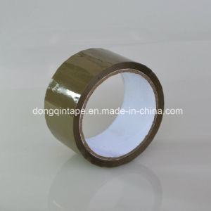 Transparent Brown Packing Tape