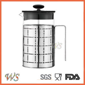 Wschxx033 Stainless Steel French Press Coffee Maker Hot Sell Coffee Press