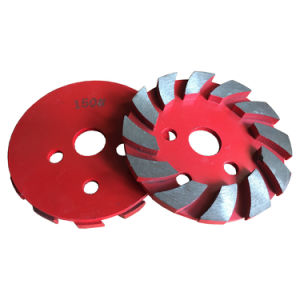4 Inch Diamond Tool / 100mm Concrete Grinding Disc Diamond Blade pictures & photos