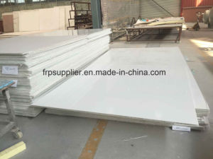 Flat FRP Fiberglass Geloat Sheet for Commercial Truck, Building and Trailier pictures & photos