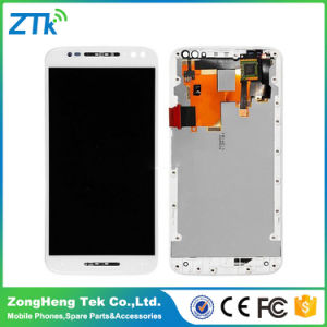 Black/White LCD Screen Assembly for Motorola Moto X Style